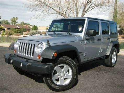 Jeep Wrangler For Sale In Az Jeep Wrangler Unlimited For Sale In Arizona Page 6