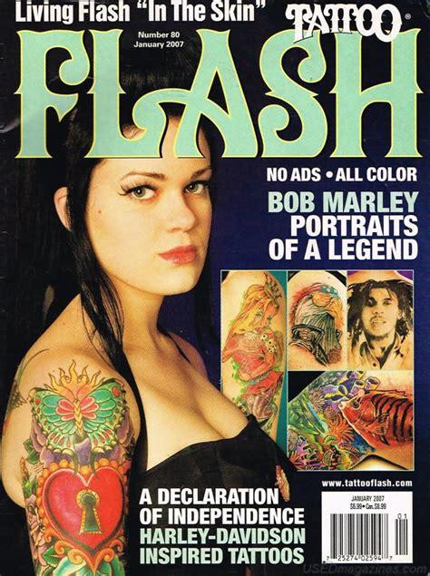 tattoo magazine back issues tattoo flash january 2007 magazine back issue tattoo flash