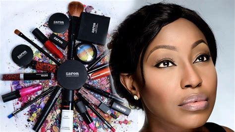 Video On Nigeria Makeup 2016 | zaron official makeup brand for 2016 africa fashion week