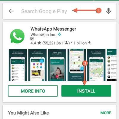 themes download karna hai whatsapp messenger download karna hai online jankari