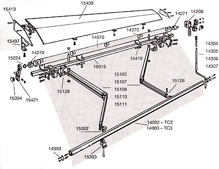 Metal Awning Parts by Continental Alpha Awning Parts Go2csc 610 767 7555 Usa