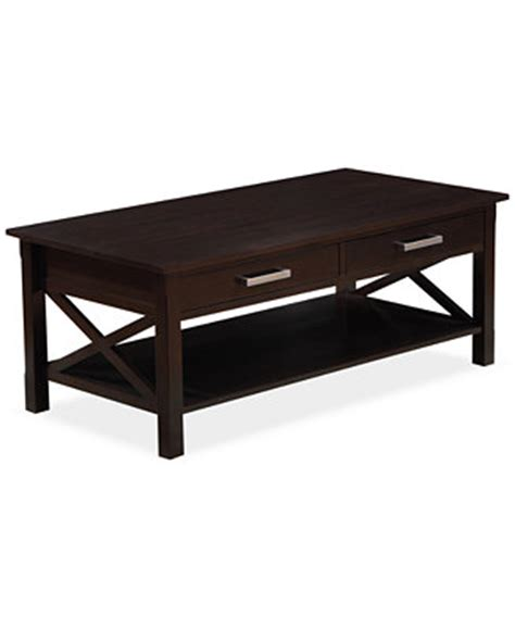 Coffee Table Macys by Simpli Home Rockville Coffee Table Direct Ships For Just