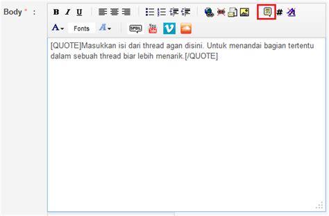 cara membuat quote gambar cara membuat thread di kaskus part2 aditya web com
