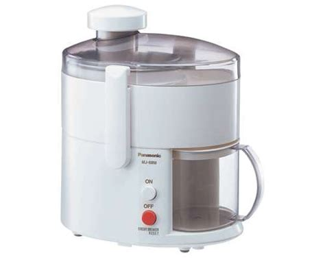 Panasonic Juicer panasonic mj 68m juicer 440 00