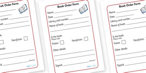library borrowing card template word library play borrowing form library books book