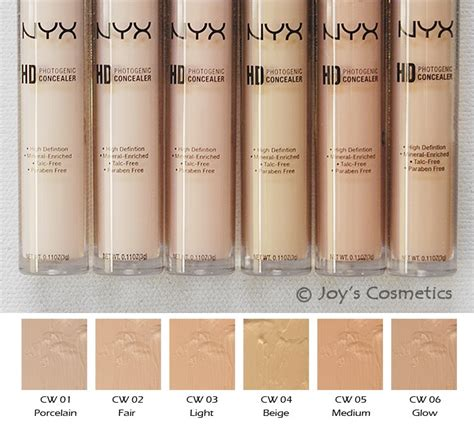 Nyx Hd Concealer Wand 1 nyx concealer wand hd photogenic quot your 1 color