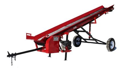 tubular frame motor byson single belt conveyor 2x4 frame 3 5 hp motor v belt