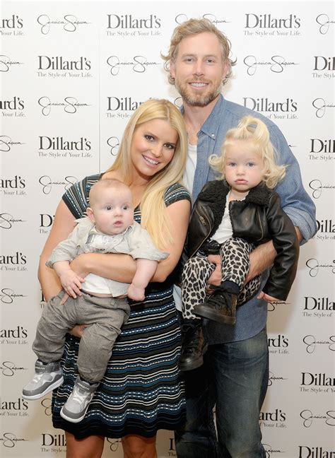 jessica simpson eric johnson married wedding pictures
