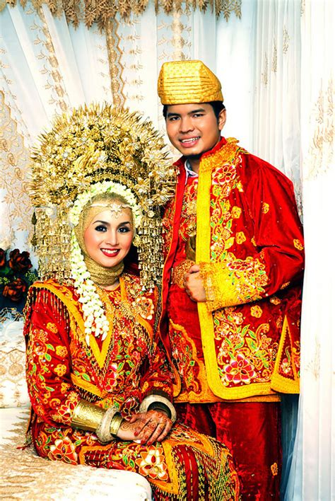wedding indonesia how traditional wedding look in different asian