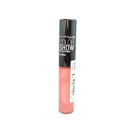 Color Show Lipgloss Grosir luciu de buze maybelline color show lip gloss 170