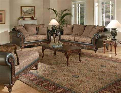 living room settings buy victorian living room set brooklyn furniture store