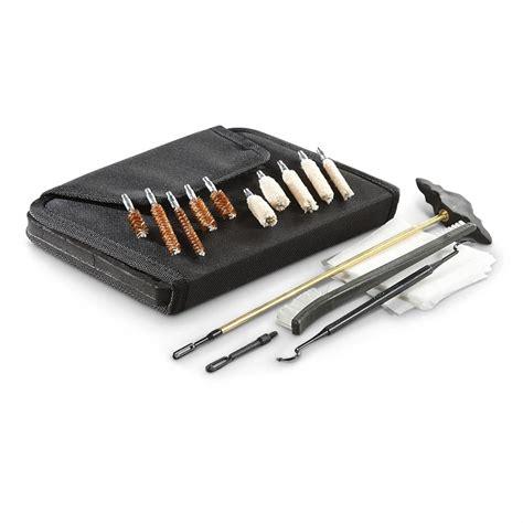 pistol cleaning kit pistol cleaning kit 16 640717 gun cleaning