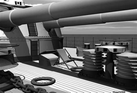 Sibote Deker Tangan the dreadnought project