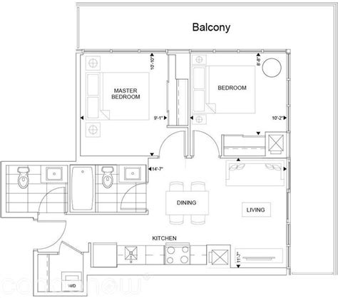 fairview mall floor plan 128 fairview mall connect condos by fram building 624
