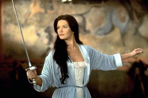 Catherine Zeta Jones Launches Wait For It A Perfume by Mask Of Zorro Remake 5 Reasons Why The World Doesn T Need