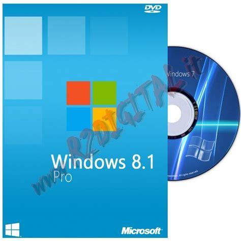 Windows Pro 8 1 Software 64 Bit windows 8 1 professional dvd pack adesivo pro 8 32 64 bit
