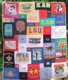 it s all happening t shirt quilt