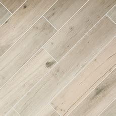 Birch Forest Gray Wood Plank Porcelain Tile   6 x 36