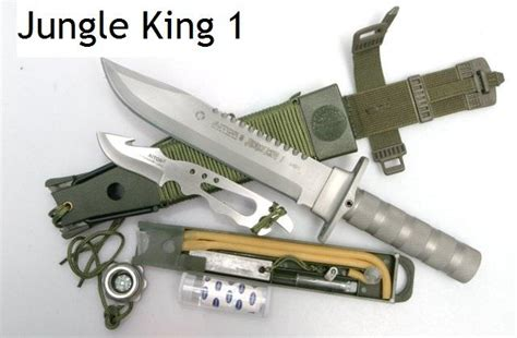 Pisau Aitor Jungle pisau jungle king 1 knife white outdoor ebay