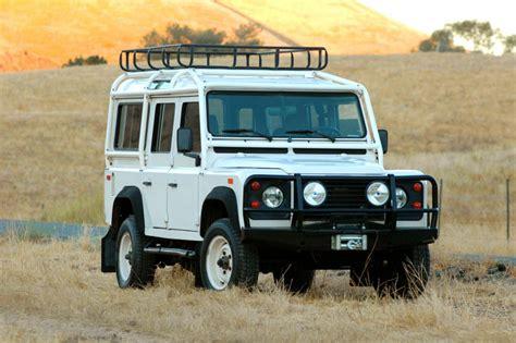 original land rover defender 1993 land rover defender information and photos