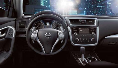 2018 Nissan Altima Release Date Price Interior Exterior