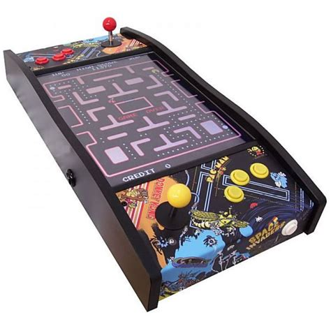 Challenger Table Top Arcade With Free Uk Delivery Iq Table Top Arcade