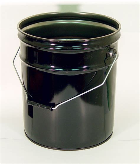 1 gallon metal tool 1 gallon metal empty paint can w lid