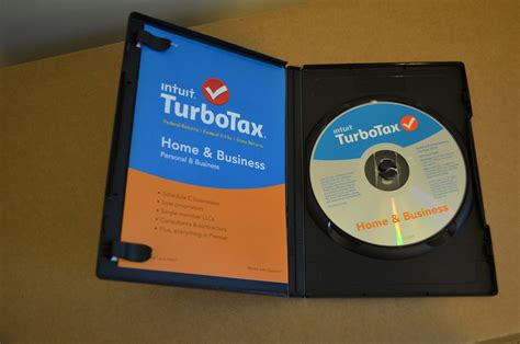 turbotax 2015 home business plus state cd schedule c