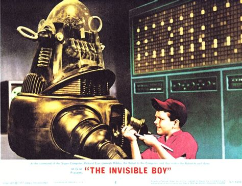 the invisible boy 17 best images about the invisible boy 1957 on x rays classic movie posters and