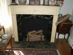 vintage faux fireplace 4 foot mantle available for
