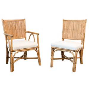 on antique row west palm set of vintage rattan chairs