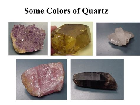 what color is mineral mineral