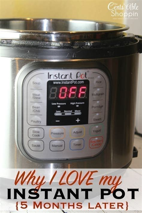 the i my instant pot why i my instant pot 5 months later