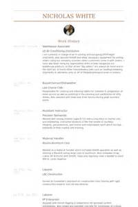 Resume Samples Amazon by