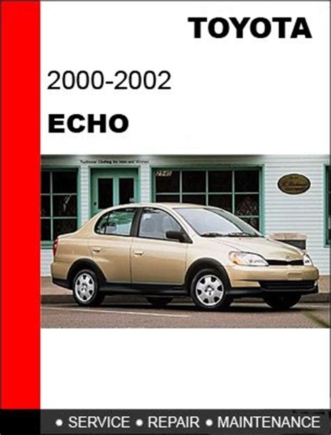 auto repair manual free download 2001 toyota echo interior lighting 2000 2001 2002 toyota echo service repair manual cd