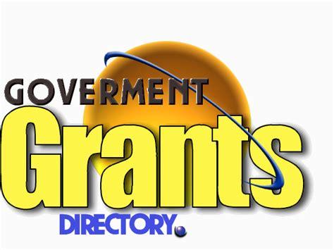 gov grants loans
