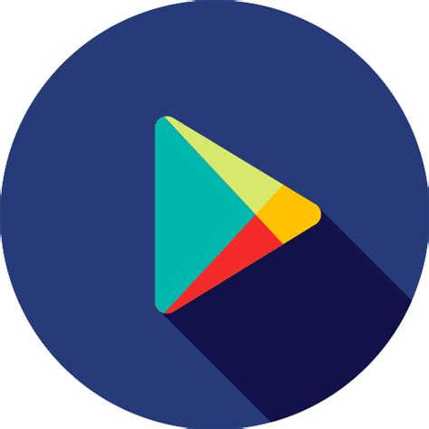 Play Store Free Playstore Free Social Media Icons