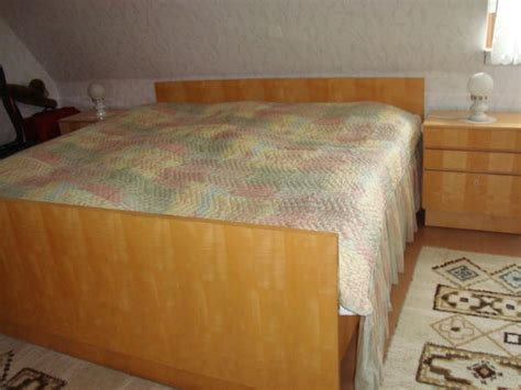 bett 0 90x1 90 60er jahre vollholz schlafzimmer in n 252 rnberg schr 228 nke