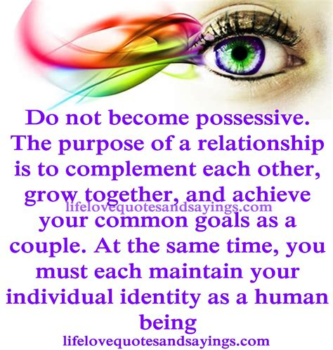 Do You And Your Date To Complement Each Other 63 all time best possessiveness quotes and sayings