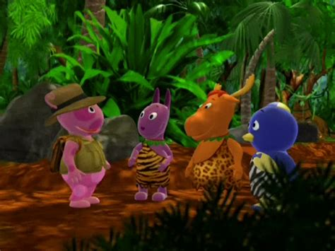 Backyardigans Original Cast Image Jungle Cast Jpg The Backyardigans Wiki