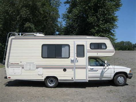 Toyota Dolphin Motorhome 1990 Toyota Dolphin Motorhome For Sale From Louisiana East