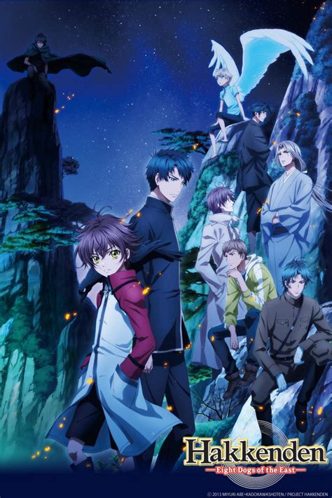 hakkenden eight dogs of the east crunchyroll hakkenden eight dogs of the east episodes for free