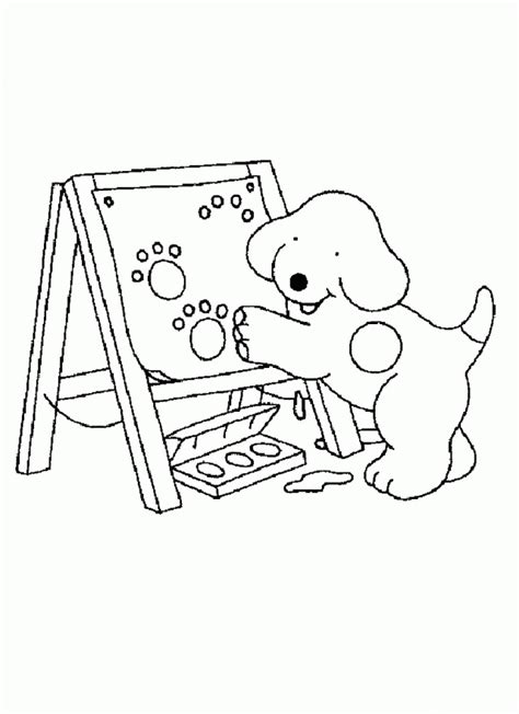 coloring pages of spot the dog mobile spot the dog coloring pages coloring pages