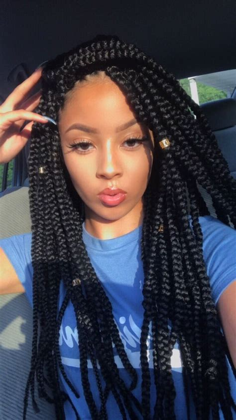 991 best box braids images on pinterest protective