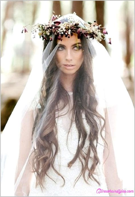 wedding hairstyles curly hair veil bridal hairstyles long hair with veil allnewhairstyles com