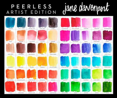 davenport peerless watercolors davenport