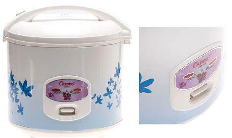 Cosmos Crj 323 Le Rice Cooker jual rabu cantik cosmos crj 323 le rice cooker harga kualitas terjamin blibli