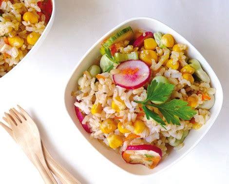 cucinare riso thai insalata di riso thai ai sapori orientali cucina