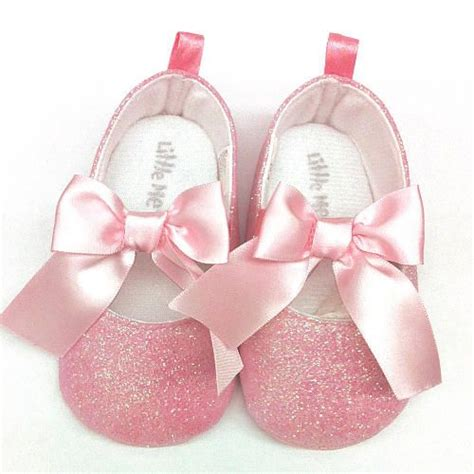 light pink baby shoes 1215 best when i babies images on