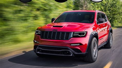 trackhawk jeep hellcat 2017 jeep grand trackhawk will get the hellcat